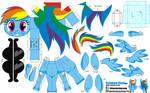 Rainbow Dash (Joinys 002)