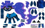 Gamer Luna (Joinys 001B)