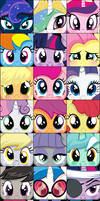 Joinys Avatar Collage
