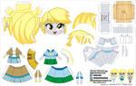 Derpy Equestria Girls (JCG057)