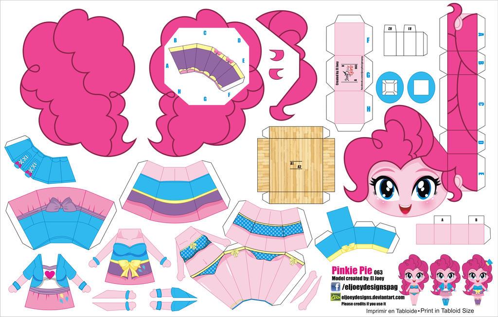 Как сделать игрушку для девочки из бумаги