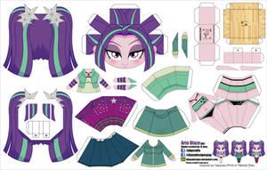 Aria Blaze (JCG 067)