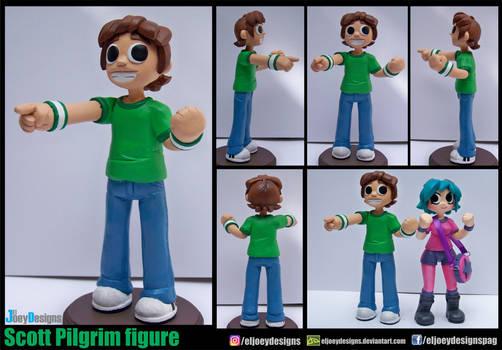 Scott Pilgrim Figure