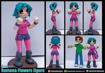 Ramona Flowers figure