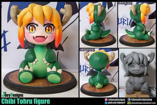 Chibi Tohru figure
