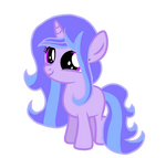 Filly StardustCane Moonshine (Redesign)