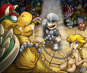 Mario Wars FIN by graphicoz