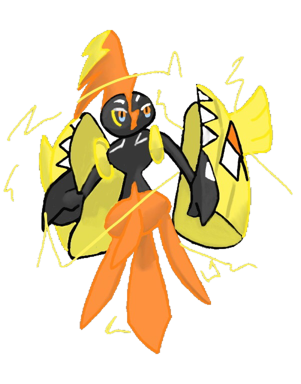 Tapu Koko by SomeOrdinaryArtists