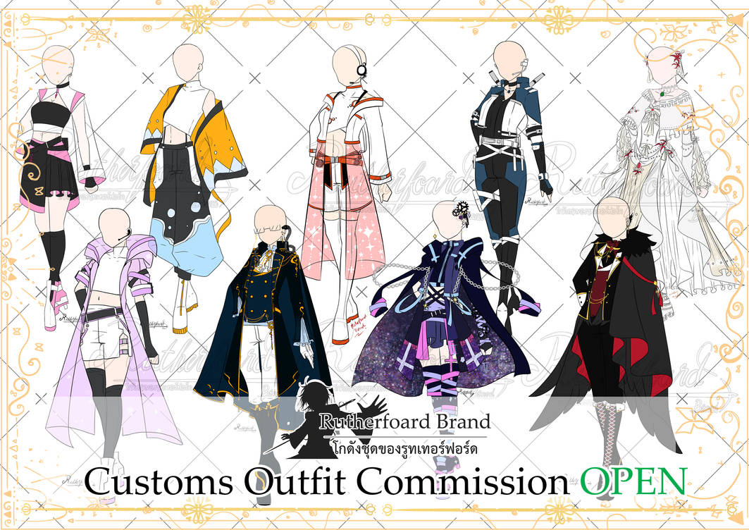 Outfits Design by Ruthrefoard Brand Status : OPEN