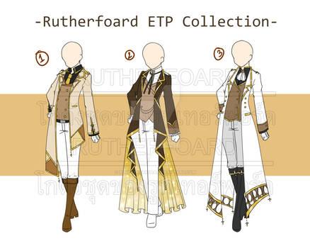 [OPEN ADOPTABLES] ETP Collection
