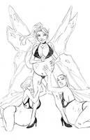 Preggo Fairies by Vigilantnoob
