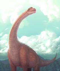 Brachiosaurus by einen