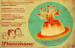 Flanemone by einen