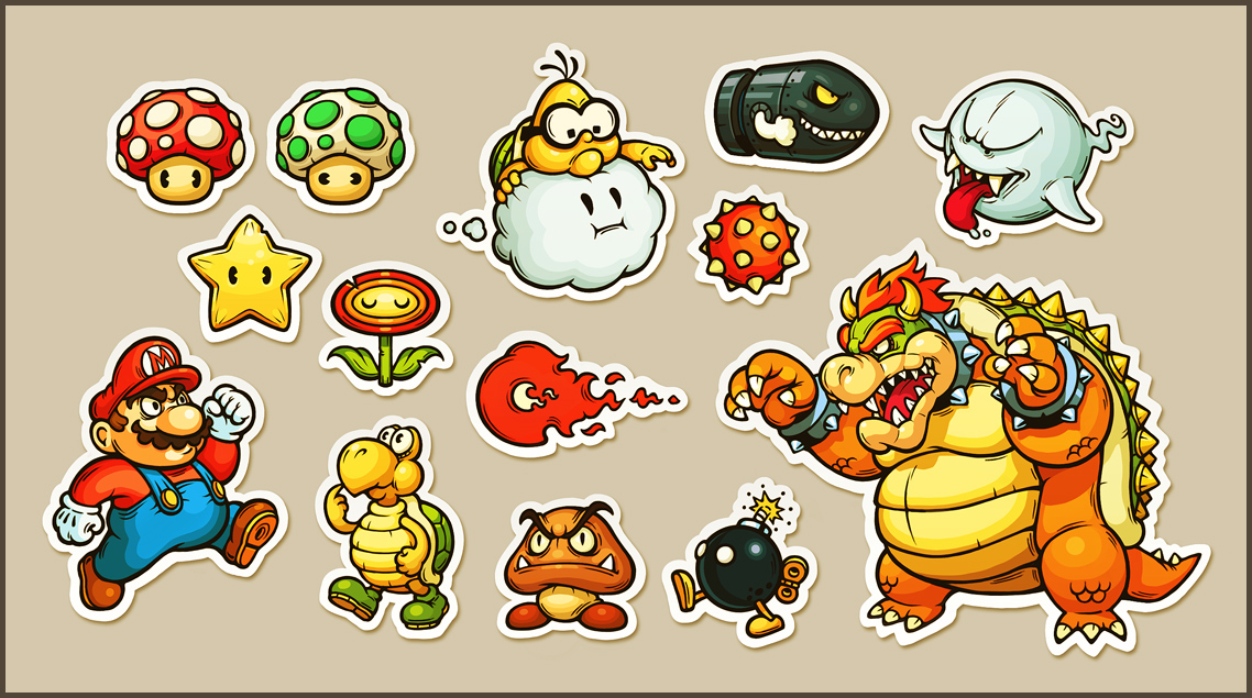 I need help with super paper mario