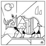 11th of Rhinoary: Cubism