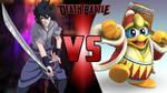 Sasuke Uchiha VS King Dedede by supercharlie623
