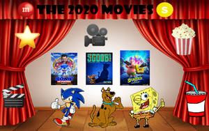 The 2020 Movies by supercharlie623
