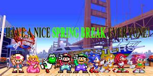 Have a nice Spring Break everyone!