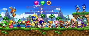 Happy 29th Birthday/Anniversary Sonic the Hedgehog