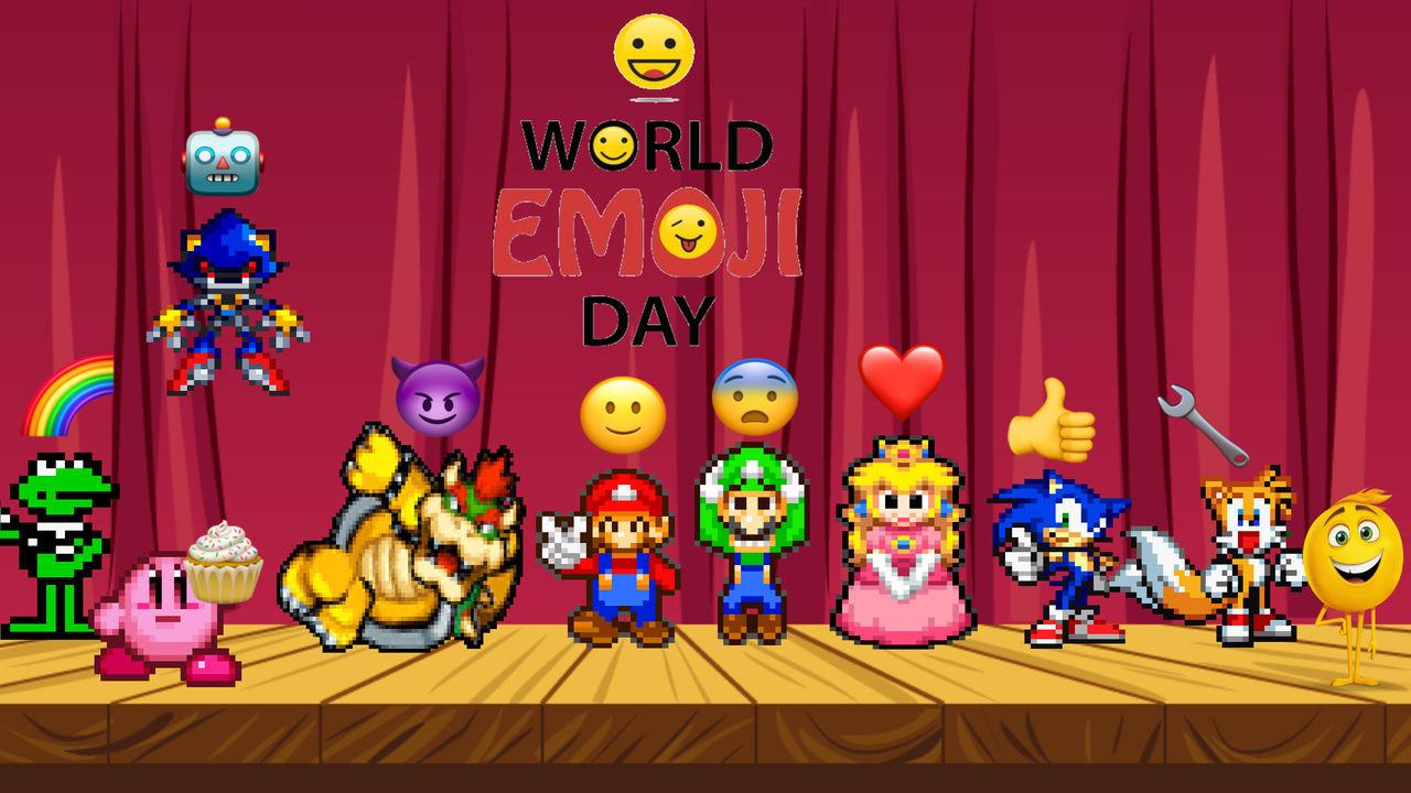 Happy World Emoji Day!