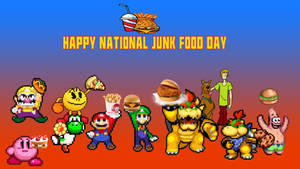Happy National Junk Food Day!
