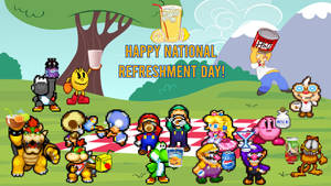 Happy National Refreshment Day!