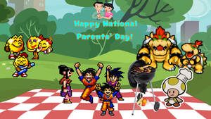 Happy National Parents Day!