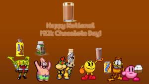 Happy National Milk Chocolate Day!