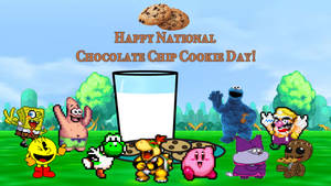 Happy National Chocolate Chip Cookie Day!