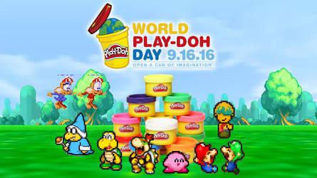 Happy World Play-Doh Day!