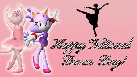 Happy National Dance Day!