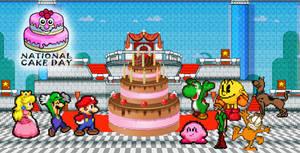 Happy National Cake Day