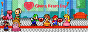 Happy National Giving Hearts Day!
