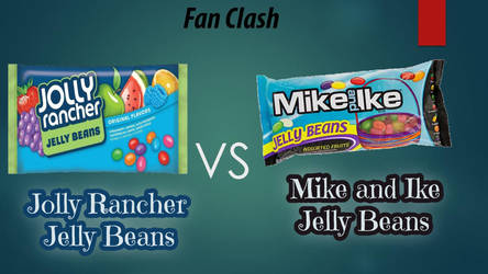 Fan Clash Jelly Bean Edition by supercharlie623