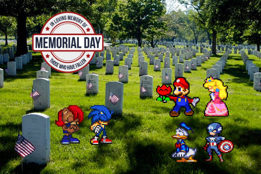 For Memorial Day