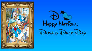Happy National Donald Duck Day