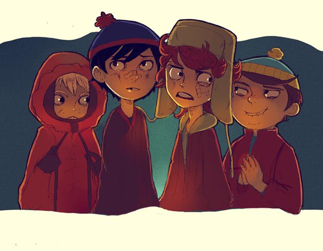 Boys by Timsel-kun