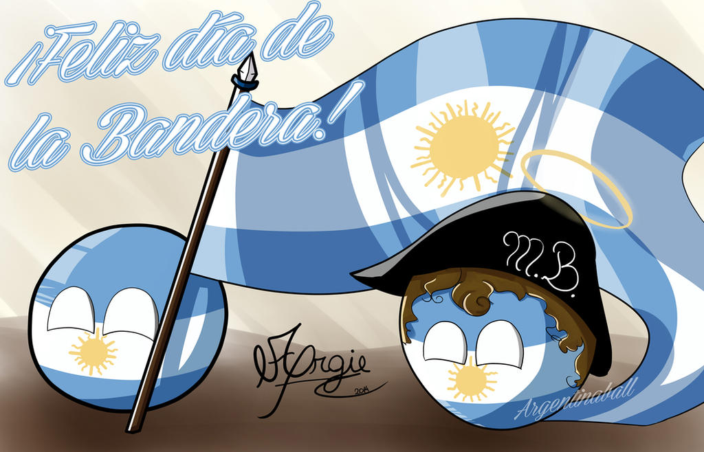 .: Flag day :. by ArgieArgie