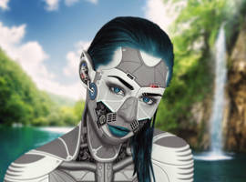 Cyborg - Bite Me 3