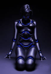 Cyborg D2xnbo7-carbon