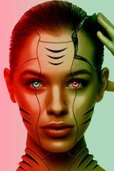 cyborg Y2 by joebudai