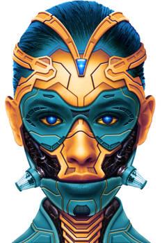 cyborg Y3