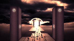 Go toward the dome by joebudai