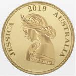 Commemorative Medal 2019 by joebudai