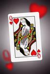Queen Of Hearts by joebudai