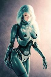 Miss-Mosh cyborg 1
