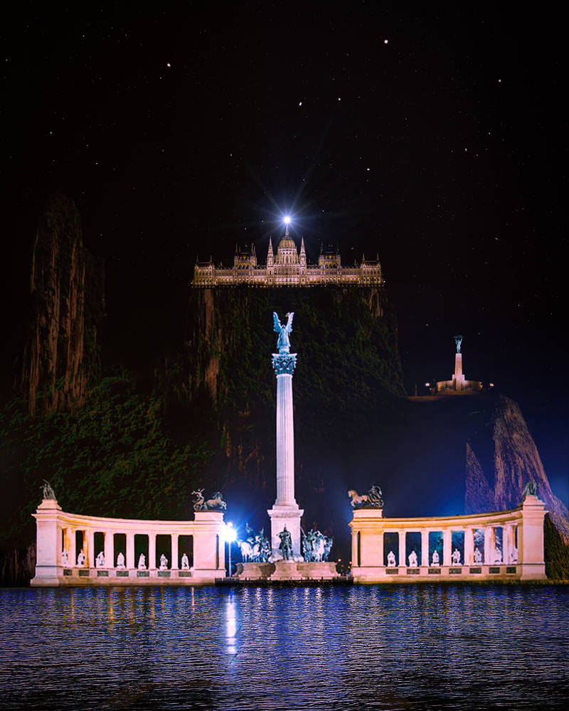 Surreal Budapest