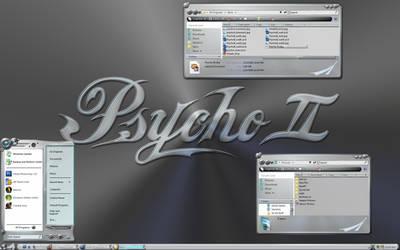 Psycho II by SKoriginals