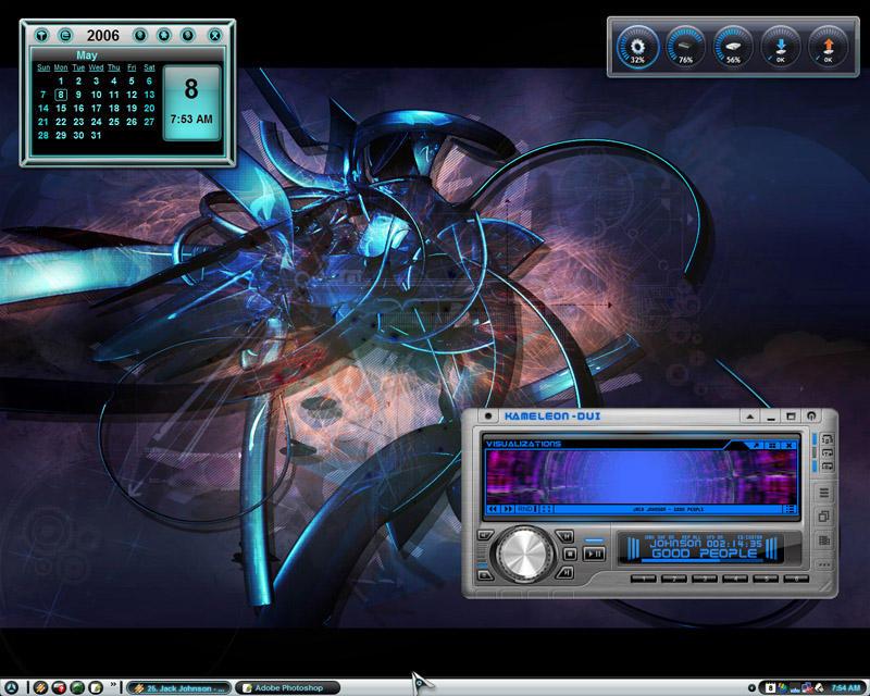 SK's May desktop by SKoriginals