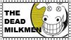 The Dead Milkmen Stamp by Ultra-Adeline